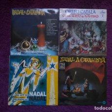 Discos de vinilo: LOTE 11 DISCOS TEMÁTICA NAVIDEÑA CATALANA , VINYL, LP. Lote 287601993