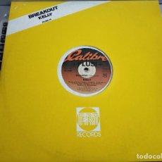 "Discos de vinilo: KELLY* – BREAKOUT CALIBRE + PLUS! –1984. PLUSL 14.12"". NUEVO. MINT / NEAR MINT. Lote 287604583"
