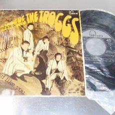 Discos de vinilo: THE TROGGS ----WILD THING & WHIT A LIKE YOU + GIRL +2 -- NEAR MINT ( M -). Lote 287618678