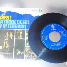 Discos de vinilo: THE KINKS --- SUNNY AFTERNOON & I´M NOT LIKE EVERYBODY ELSE & YOU CAN´T WIN +1 -- MINT M. Lote 287619048