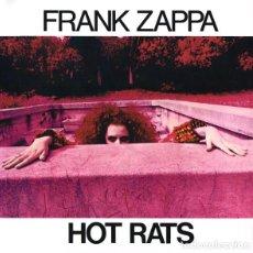 Discos de vinilo: FRANK ZAPPA LP VINILO HOT RATS. Lote 287626893