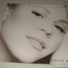 Disques de vinyle: VINILO LP MARIAH CAREY - MUSIC BOX. Lote 287629283