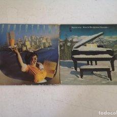 Discos de vinilo: LOTE DE 2 DISCOS DE VINILO, SUPERTRAMP, EN SUS FUNDAS ORIGINALES. Lote 287645898