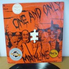 Discos de vinilo: ONE AND ONLY THE JACKSON MENDLEY EDICION LIMITADA. Lote 287646003