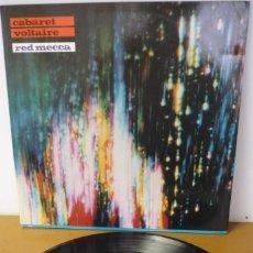 Discos de vinilo: CABARET VOLTAIRE RED MECCA. Lote 287647223