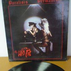 Disques de vinyle: PARALISIS PERMANENTE EL ACTO DEL AÑO 1982. Lote 287647738