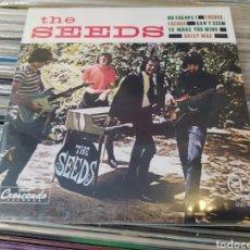 Discos de vinilo: THE SEEDS–NO ESCAPE. EP VINILO NUEVO. Lote 287662643