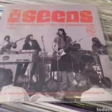 Discos de vinilo: THE SEEDS THE OTHER PLACER. SINGLE VINILO NUEVO.. Lote 287663718