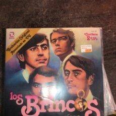 Discos de vinilo: VINILO DOBLE LOS BRINCOS. ALBUM DE ORO.. Lote 287673248