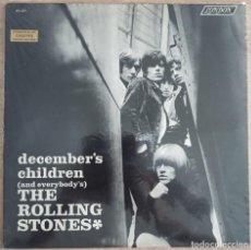 Discos de vinilo: ROLLING STONES / EDICION USA REMASTERIZADA DIGITALMENTE DEL MASTER ORIGINAL. Lote 287675013