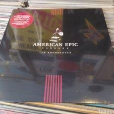 Discos de vinilo: AMERICAN EPIC - THE SOUNDTRACK . LP VINILO PRECINTADO. Lote 287675328