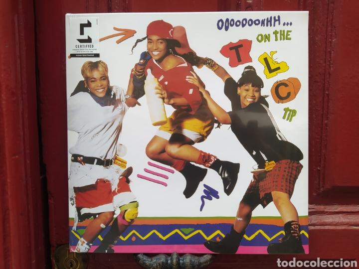 TLC–OOOOOOOHHH...ON THE TLC TIP. LP VINILO PRECINTADO. (Música - Discos - LP Vinilo - Rap / Hip Hop)