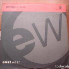 Discos de vinilo: EN VOGUE MY LOVIN. Lote 287724843