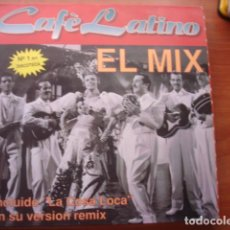Discos de vinilo: CAFE LATINO EL MIX. Lote 287725048