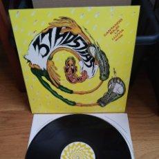 Discos de vinilo: VINILO 37 HOSTIAS – CANTANDO BAJO LA LLUVIA ACIDA. ED 1993.. Lote 287725673