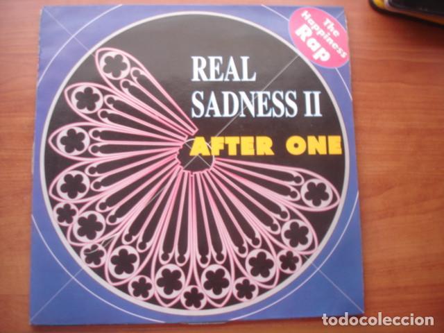 AFTER ONE REAL SADNESS II (Música - Discos de Vinilo - Maxi Singles - Rap / Hip Hop)