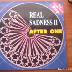 Discos de vinilo: AFTER ONE REAL SADNESS II. Lote 287727973