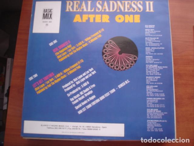 Discos de vinilo: After One Real Sadness II - Foto 2 - 287727973