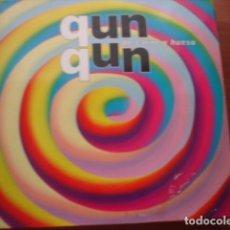 Discos de vinilo: QUN QUN  DE CARNE Y HUESO. Lote 287729208
