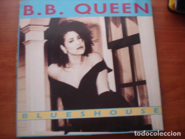 B.B. QUEEN BLUESHOUSE (Música - Discos de Vinilo - Maxi Singles - Techno, Trance y House)