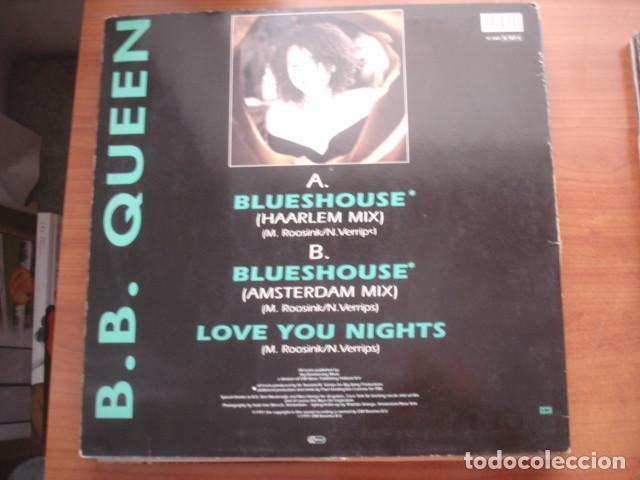 Discos de vinilo: B.B. Queen Blueshouse - Foto 2 - 287731848