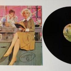 Discos de vinilo: 0921-HOMBRES G - HOMBRES G -VIN 12 POR VG DIS VG. Lote 287732923