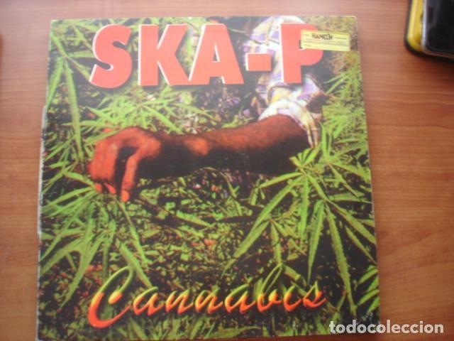 SKA-P CANNABIS (Música - Discos de Vinilo - Maxi Singles - Reggae - Ska)