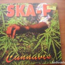 Discos de vinilo: SKA-P CANNABIS. Lote 287736123