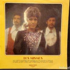 Discos de vinilo: LOS MISMOS / MISMO TÍTULO / LP - BELTER-1971 / MBC. ***/***. Lote 287736623