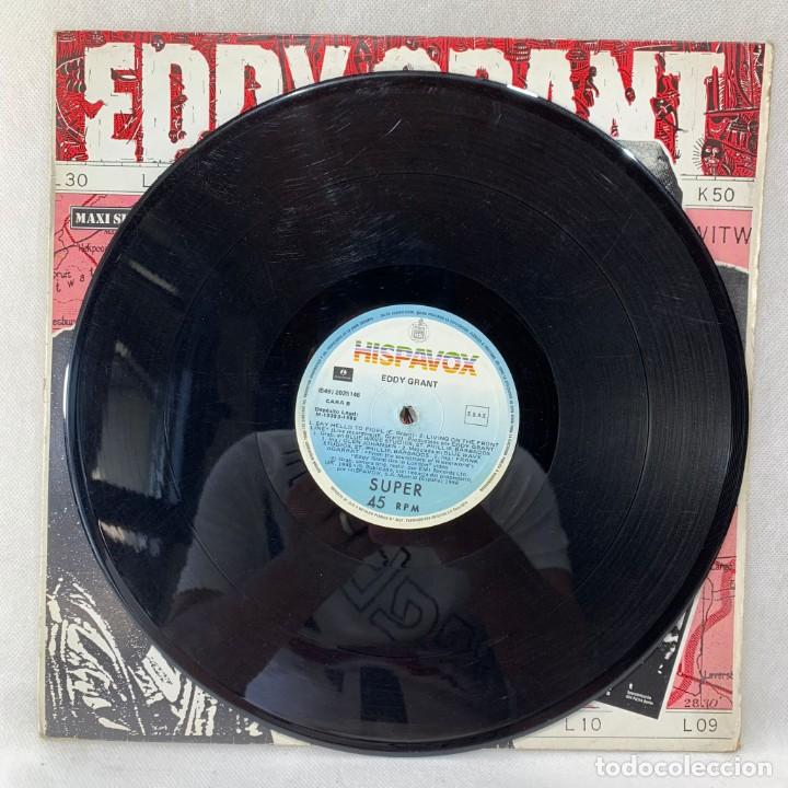 Discos de vinilo: MAXI SINGLE EDDY GRANT - GIMME HOPE JOANNA - ESPAÑA - AÑO 1988 - Foto 3 - 287744088