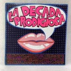 Discos de vinilo: LP - VINILO LA DECADA PRODIGIOSA VOL. 1 - ESPAÑA - AÑO 1985. Lote 287745008