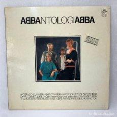 Discos de vinilo: LP - VINILO ABBA - ANTOLOGÍA - ESPAÑA - AÑO 1982. Lote 287746883