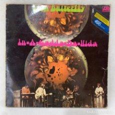 Discos de vinilo: LP - VINILO IRON BUTTERFLY - IN-A-GADDA-DA-VIDA - ESPAÑA - AÑO 1982. Lote 287747468