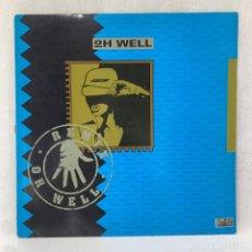Discos de vinilo: LP - VINILO OH WELL - OH WELL - ESPAÑA - AÑO 1989. Lote 287749118