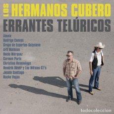 Discos de vinilo: 2LOS HERMANOS CUBERO ERRANTES TELURICOS VINILO NACHO VEGAS RODRIGO CUEVAS AMAIA JOSELE SANTIAGO. Lote 287752223