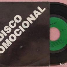 "Discos de vinilo: 7"" MATO GROSSO - THUNDER (REMIX) AREA INTERNATIONAL - SPAIN PROMO 1SIDED (EX/EX). Lote 287753098"