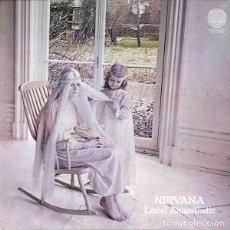 Discos de vinilo: NIRVANA LP LOCAL ANAESTHETIC VINILO MUY RARO ROCK PSICODELICO PORTADA GATEFOLD SELLO VERTIGO. Lote 287755708