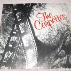 Discos de vinilo: THE CARPETTES - THE CARPETTES EP - SMALL WONDER 1977 - UK - EX!. Lote 287757423