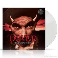 Discos de vinilo: LP DOVER DEVIL COME TO ME VINILO ROJO EDICION 2021. Lote 246870095