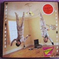 Discos de vinilo: LP - MODERN ROMANCE - TRICK OF THE LIGHT (GERMANY, WEA RECORDS 1983). Lote 287769763