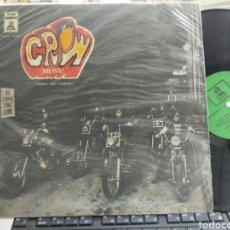 Discos de vinilo: CROW LP CHILE 1970. Lote 287770528