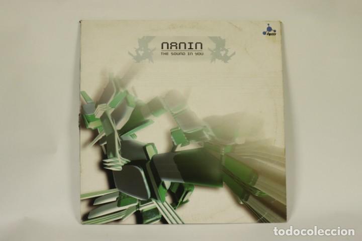 VINILO NANIN - THE SOUND IN YOU (Música - Discos de Vinilo - Maxi Singles - Techno, Trance y House)