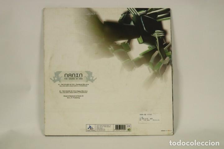 Discos de vinilo: VINILO NANIN - THE SOUND IN YOU - Foto 2 - 287771903