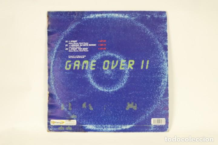 Discos de vinilo: VINILO PASTIS & BUENRI con DJ RUBY - GAME OVER II - Foto 2 - 287772648