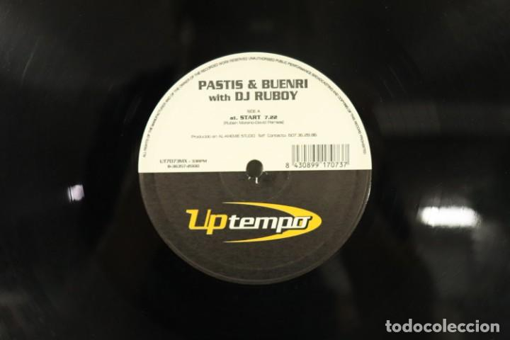 Discos de vinilo: VINILO PASTIS & BUENRI con DJ RUBY - GAME OVER II - Foto 7 - 287772648