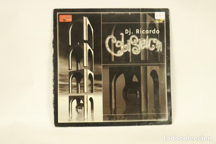 VINILO DJ RICARDO - COLISEUM (Música - Discos de Vinilo - Maxi Singles - Techno, Trance y House)