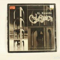 Discos de vinilo: VINILO DJ RICARDO - COLISEUM. Lote 287777918