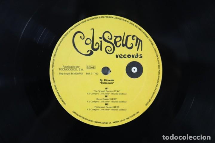 Discos de vinilo: VINILO DJ RICARDO - COLISEUM - Foto 6 - 287777918