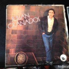 """Discos de vinilo: JULIAN GRANADOS - EL AGUILA REAL / SINGLE 7"""" 1986 SPAIN. NM/NM. Lote 287781118"""