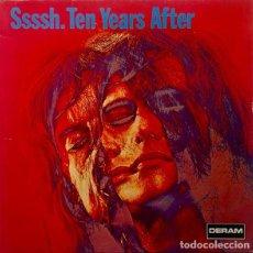 Discos de vinilo: TEN YEARS AFTER SSSSH LP VINILO. Lote 287783393
